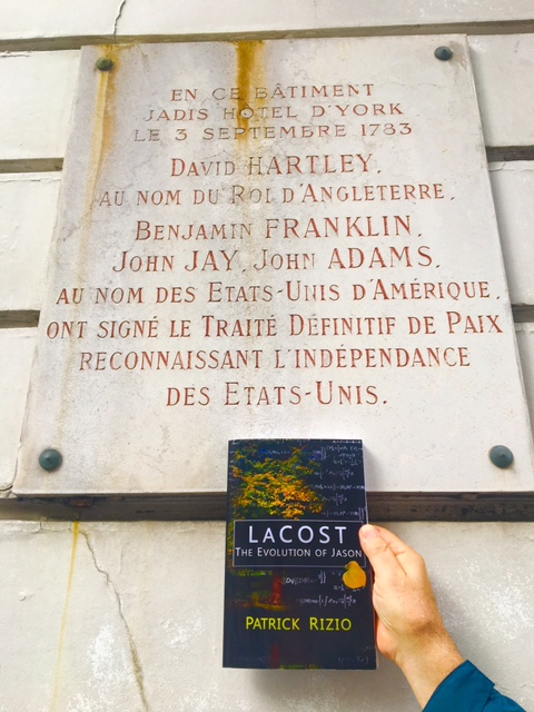 LaCost at the Treaty of Paris